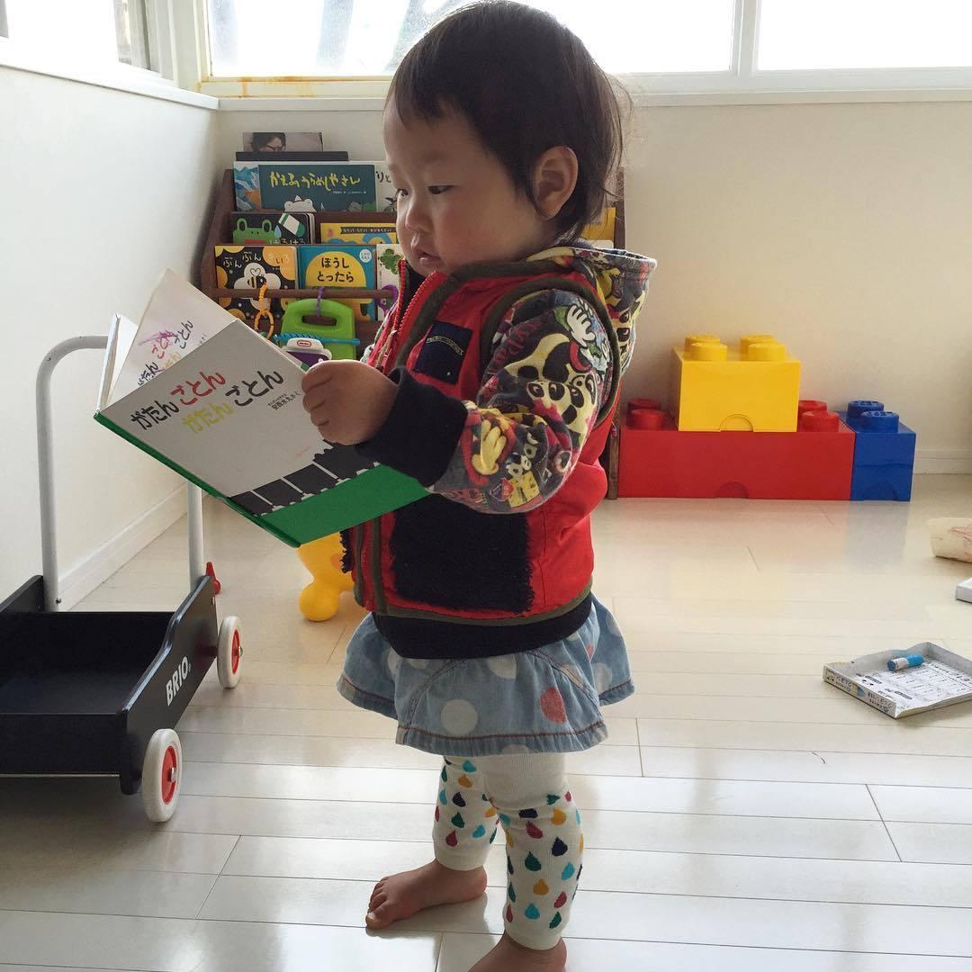 RODYと絵本と1歳6ヶ月幼児