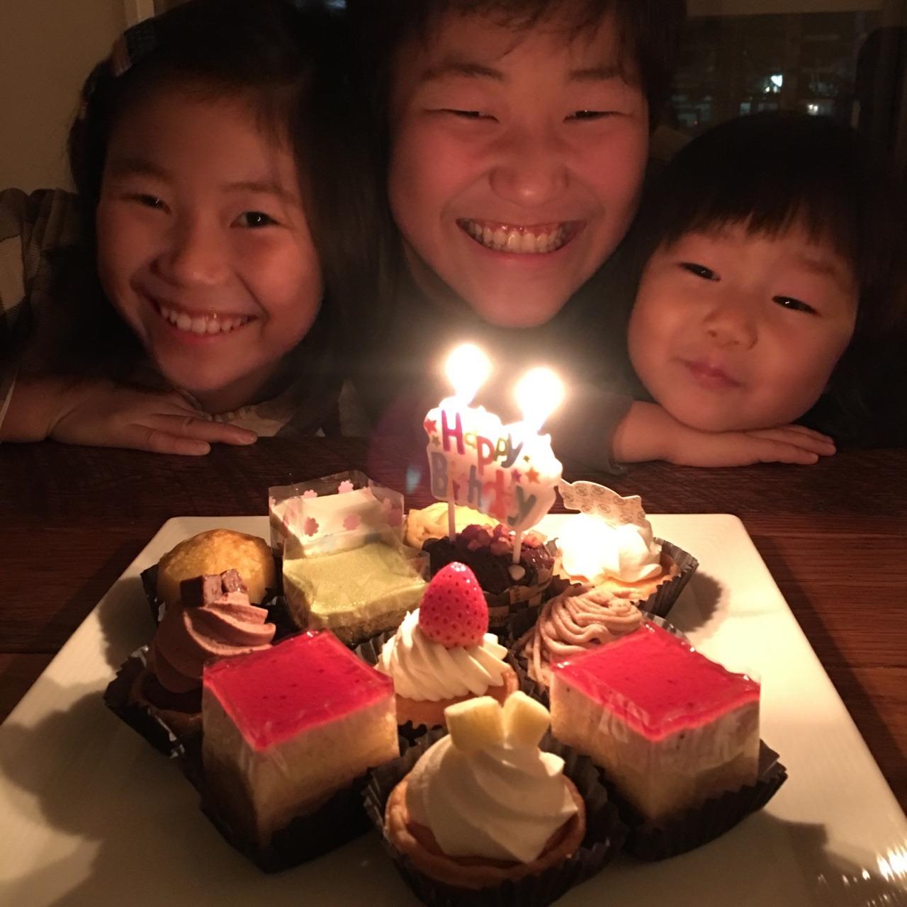 ユッキー15歳 誕生日