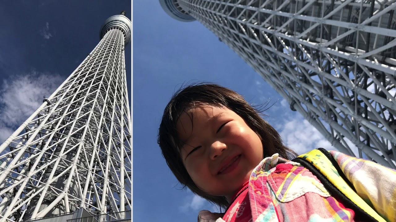 [パパVLOG]パパとねねにゃん 墨田水族館デート