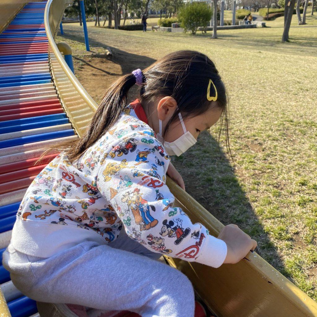 幼児の日常 子育てブログ | つくし摘み